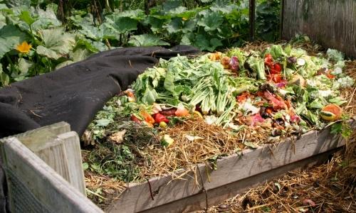 Compost método anaeróbico - Imagen