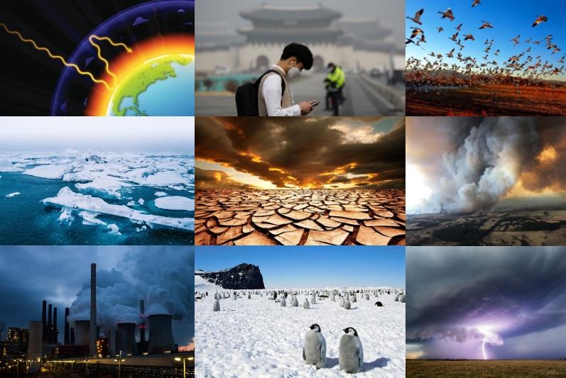 Ensayo del cambio climático Desarrollo - Imagen