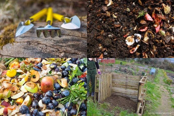 tecnicas para el compostaje de desechos solidos y vegetales